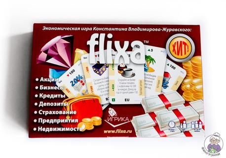Фото игры «Flixa»